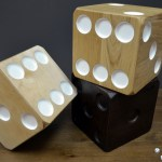 Rathskellers Dice Stool