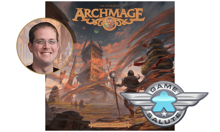Timothy Archmage Title