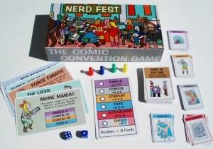 nerd fest board game