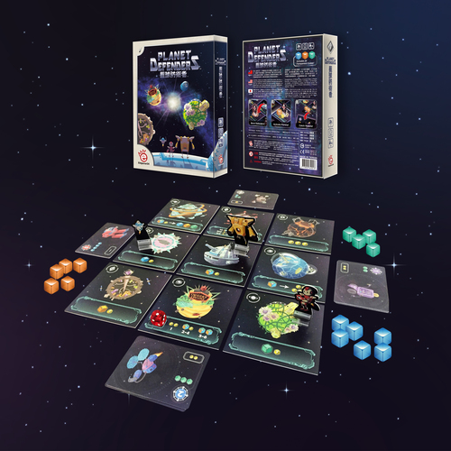 planet defenders board game