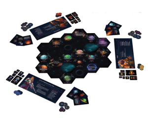 Blueshift Boarde Game