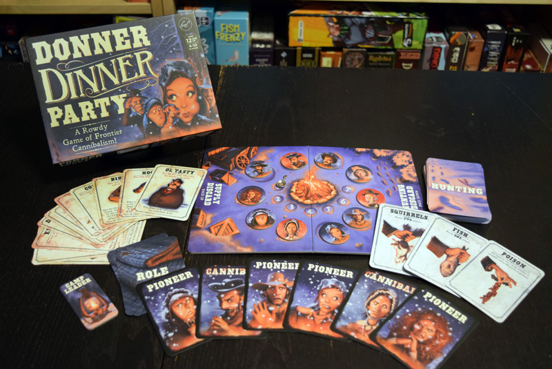 Superb Dinner Party Game Part - 2: Donner Dinner Party