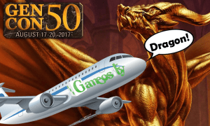 Gameosity at gen con 50