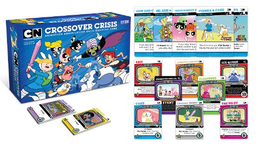 Cartoon Network Crossover Crisis Coming Soon Gameosity