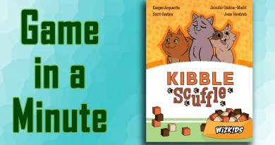 Game in a Minute: Kibble Scuffle