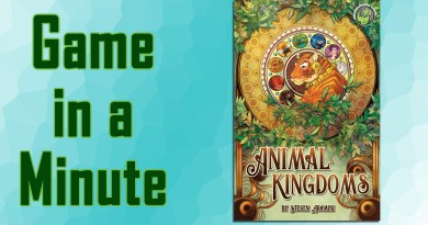 Game in a Minute: Animal Kingdoms