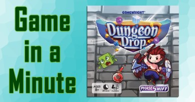 Game in a Minute: Dungeon Drop