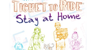 Ticket to Ride: Stay at Home Expansion Now Available for Free