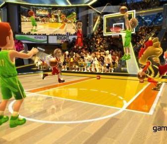 Kinect Sports: Season Two, DLC de Baloncesto