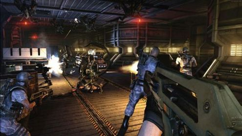 Aliens Space Colonial Marines (2)