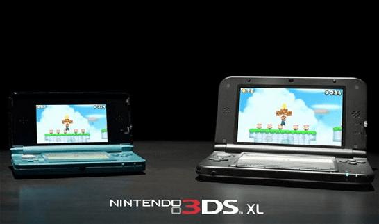 Nintendo ha desplazado 29 millones de 3DS a la fecha