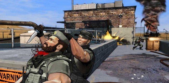 Las ejecuciones son de lo mas espectacular en el juego