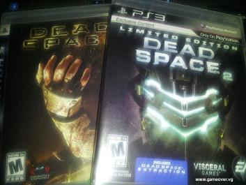 dead space portadas