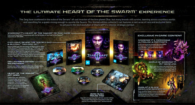 Starcraft II Heart of the Swarm (2)