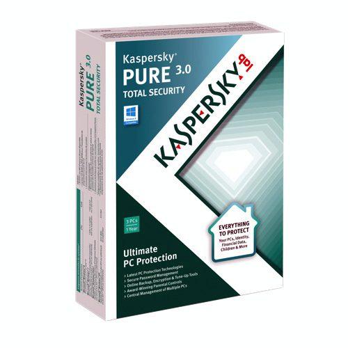 Kaspersky Pure 3 (3)