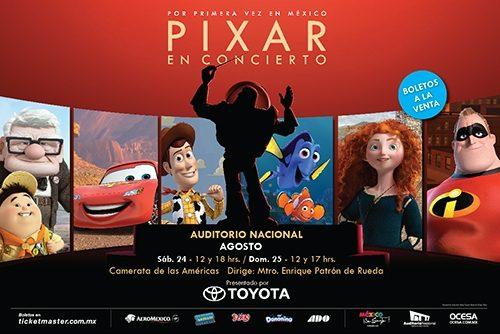 Pixar en Concierto (1)