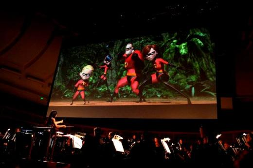 Pixar en Concierto (2)