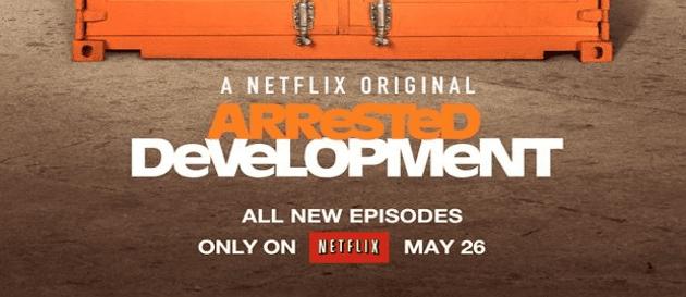 Arrested Development 4ta temp., la telaraña de Charlotte y más