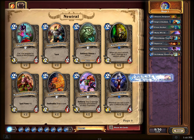 Hearthstone Heroes of Warcraft (6)