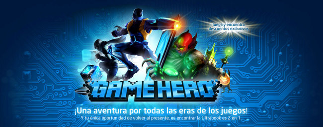 Intel Game Hero