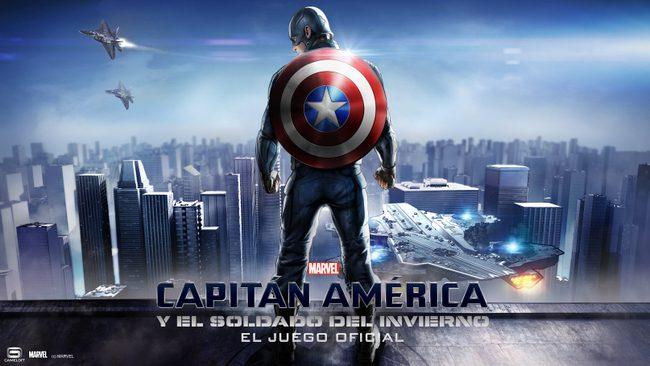 Capitan America El Soldado del Invierno (1)