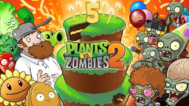 Plants vs Zombies 2 (2)