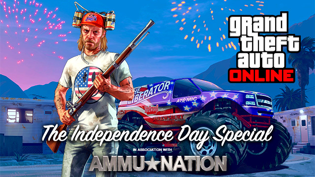 GTA Online Independence Day Special  (2)