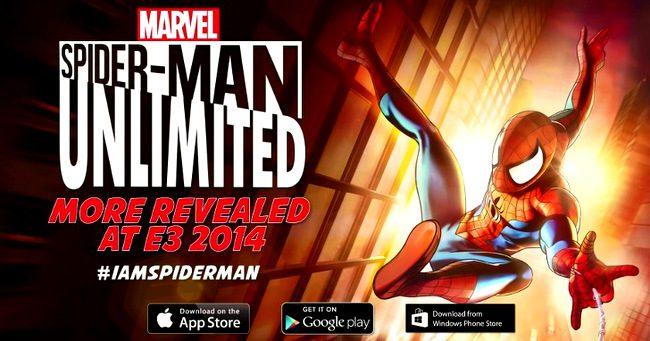 Spider Man Unlimited (1)