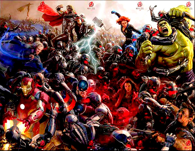 The Avengers 2 Age of Ultron (2)