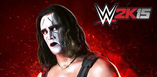 WWE 2k15 Sting  (1)