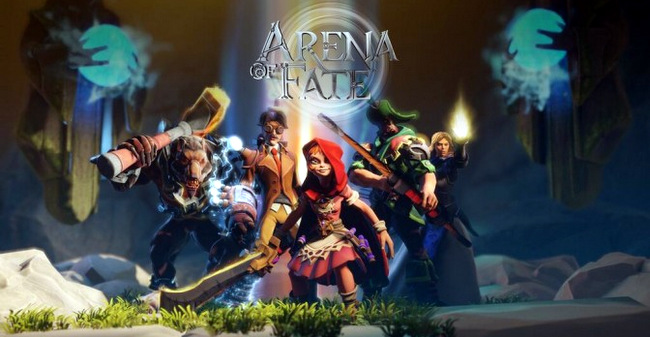 Arena of Fate (1)