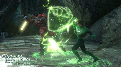 green lantern imagen