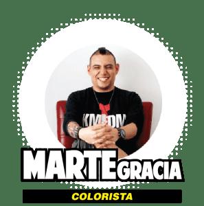 MARTE-GRACIA