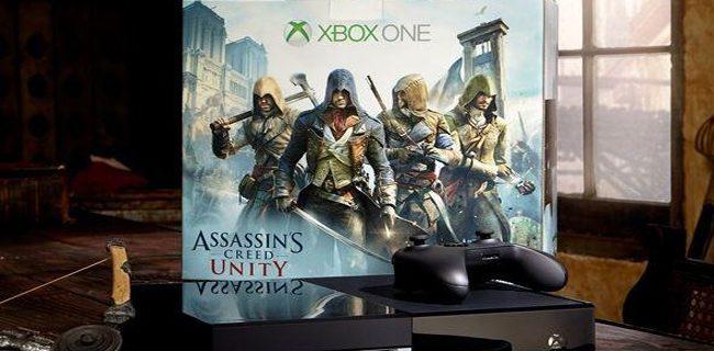 Xbox One Bundle AC Unity