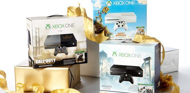 Xbox One navidad