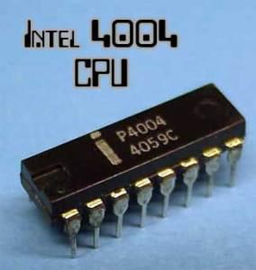 intel4004