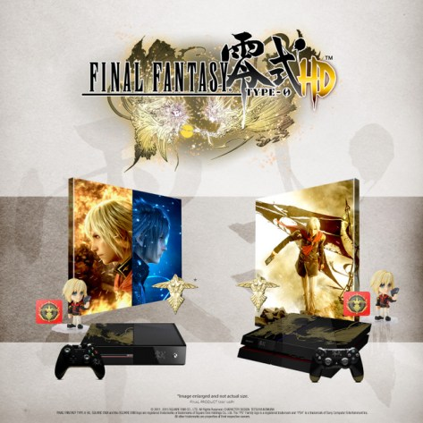 Final Fantasy Type 0 (2)