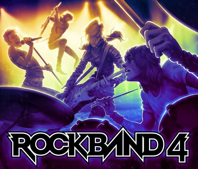 Rock Band 4 (2)