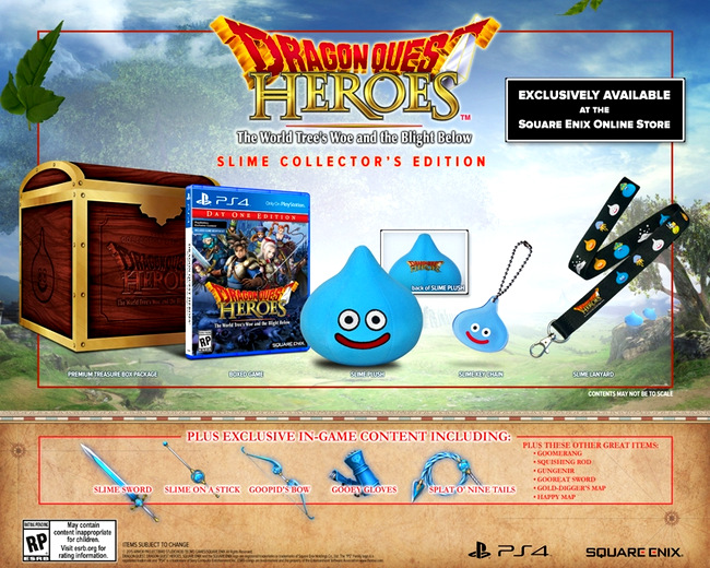 Dragon Quest Heroes Collector Edition (1)