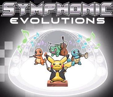Todo listo para Pokémon: Shymphonic Evolutions