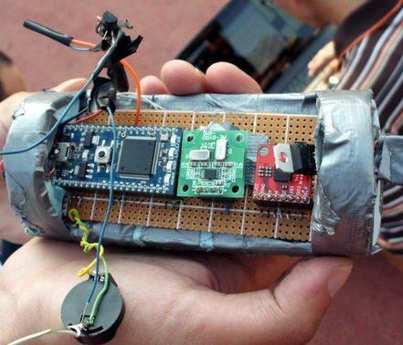 Estudiantes mexicanos fabrican microsatélites con latas de refresco