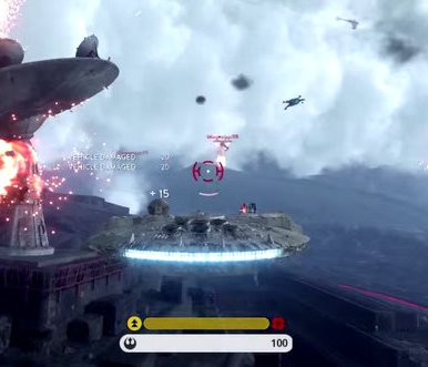 Vídeo Reseña:  Star Wars Battlefront