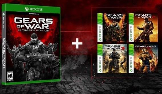 gears of war HD