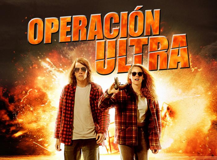 Operación Ultra la nueva de cinta de Kristen Stewart llega mañana