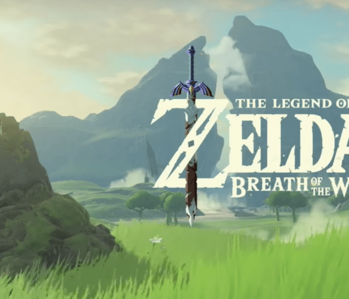 E3 2016: Nintendo presenta The Legend of Zelda Breath of the Wild