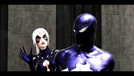 Spiderman Web of Shadows 3