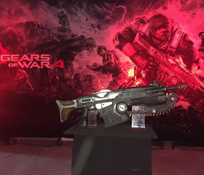 ¡Así fue la presentación de Gears of War 4!