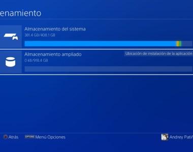 ¿Cómo instalar un Disco Duro Externo en tu PS4 ?