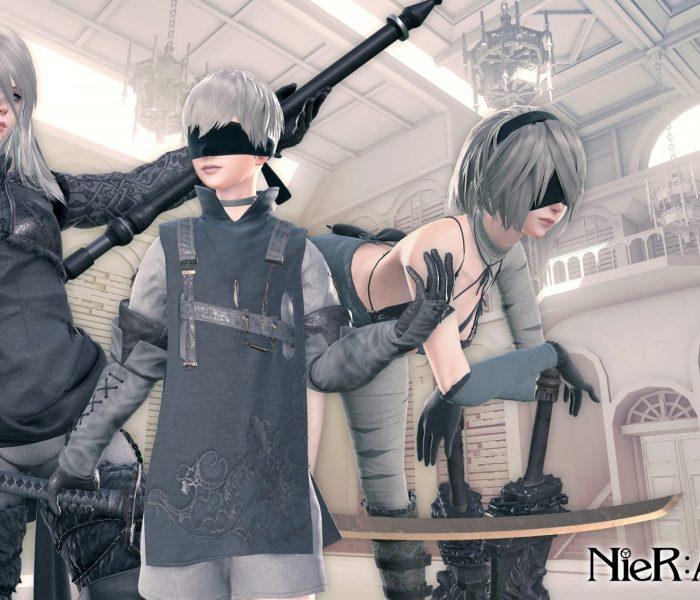 ¡No se pierdan el DLC de NieR: Automata!