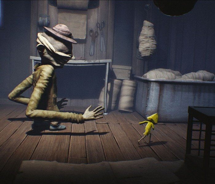 The Hideway listo para Little Nightmares
